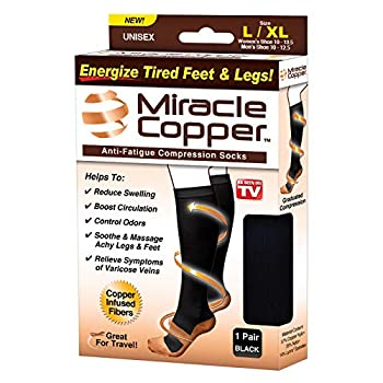 Best miracle copper compression socks Reviews