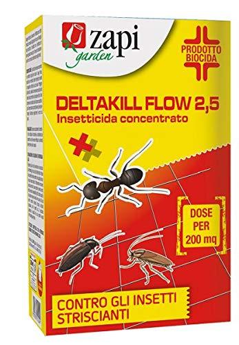 ZAPI Zanzare Deltakill Flow 2,5 Biocida per Interni 500ml