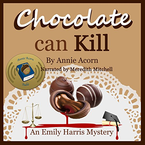 Chocolate Can Kill cover art