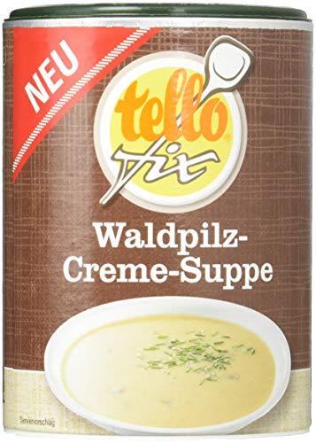 tellofix Waldpilz-Creme-Suppe 200 g / 1.9 l (1 x 200 g)