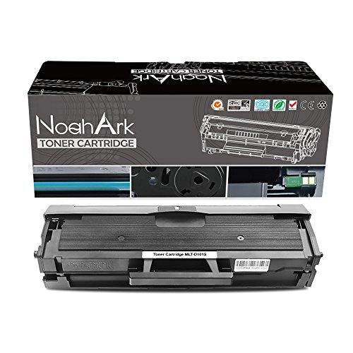 NoahArk Compatible 101S MLT-D101S Toner Cartridge Work for Samsung ML-2165W SCX-3405FW SCX-3405W ML-2161 ML-2166W ML-2160 ML-2165 SCX-3400 SCX-3401FH SCX-3406W ML-2161 Printer (1 Pack Black)