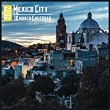 Mexico City Calendar 2022: 18 Month Calendar Mexico City, Square Calendar 2022, Cute Gift Idea For Mexico City Lovers Women & Men, Size 8.5 x 8.5 Inch Monthly