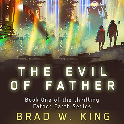 The Evil of Father audiobook cover art