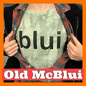 Old McBlui Had a Little Farm