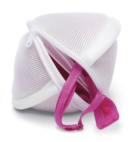 Whitmor 2-Compartment Bra Wash Bag