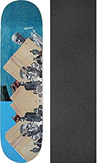 ScumCo & Sons Kevin Taylor SMP Skateboard Deck - 7.75