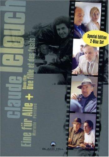 Claude LeLouche Edition : Eine für alle / Das Mädchen und der Gangster (2 DVDs) [Special Edition]