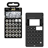 Teenage Engineering PO-32 Tonic Pocket Operator + CA-X Silicone Case Bundle