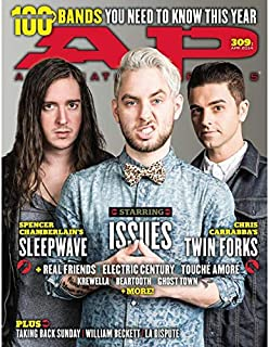Alternative Press // #309.1 100 Bands You Need To Know - 2014