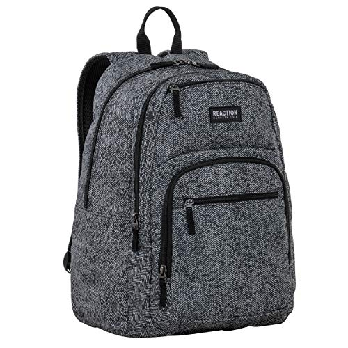 """Kenneth Cole Reaction Printed Dual Compartment 16"""" Laptop & Tablet..."""