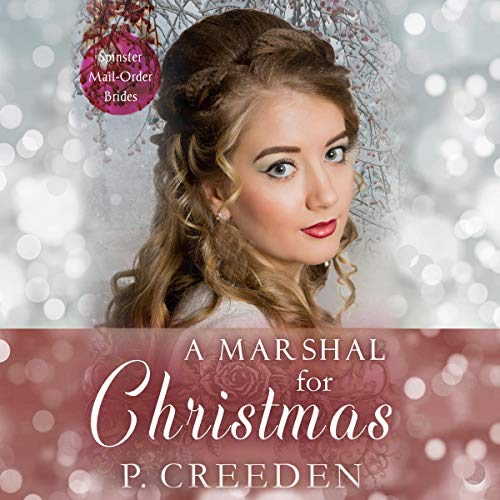 A Marshal for Christmas audiobook cover art