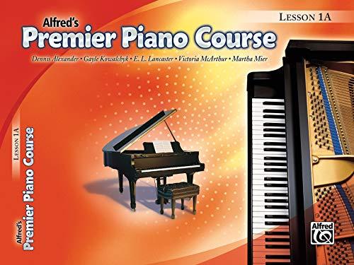 Premier Piano Course Lesson Book, Bk 1A (Premier Piano Course, Bk 1A)