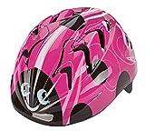 Prophete Kleinkinder-Fahrradhelm, Größe: 44-48 cm, Pink, TÜV/GS Zertifiziert, Casco da Bicicletta per Bambini. Unisex-Kids, Rosa