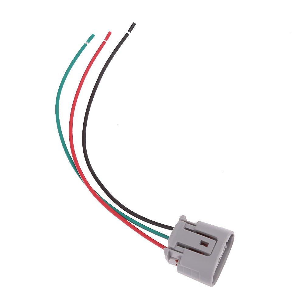 Amazon.com: Alternator Regulator Harness Plug Lead Repair Harness Pigtail 3  Wires: AutomotiveAmazon.com