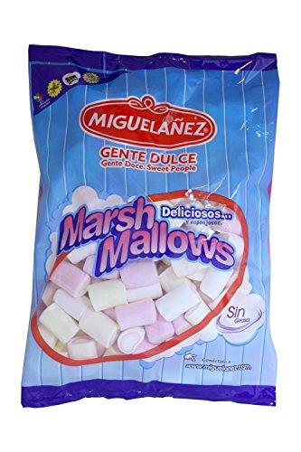 Miguelañez Marshmallow Arcoíris - 900 gr