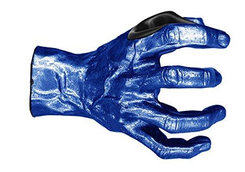 Grip Studios RHGH-111 Gitarrenhalter in Form einer rechten Hand, Blau