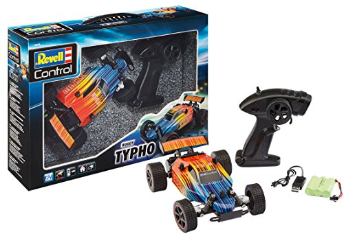 Revell 24477 Control TYPHO Spielzeug, Art Car Design