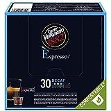 Caffè Vergnano 1882 Èspresso Capsule Caffè Compatibili Nespresso Compostabili, Decaffeinato - 8 confezioni da 30 capsule (totale 240)