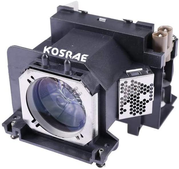 KOSRAE ET-LAV400 Projector Lamp with Housing for Panasonic PT-VZ575N, PT-VZ570, PT-VW535N PT-VZ580U/VW540U/VW545NU VX610/VZ585NU/VX610U/VX600/VW540/VW545N VZ580/VZ585N/VX600U/VZ470U Projector