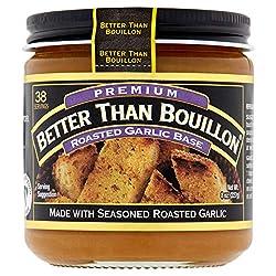 Better Than Bouillon Roasted Garlic Base, 8 Ounce