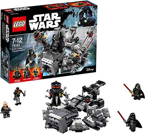 LEGO Transformación de Darth Vader