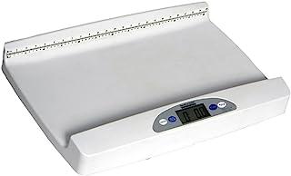 مقیاس سلامت کودک 553KL دیجیتال مقیاس کودک قابل حمل دیجیتال با سینی فوق العاده ، 44 پوند x 0.5 oz وزن.