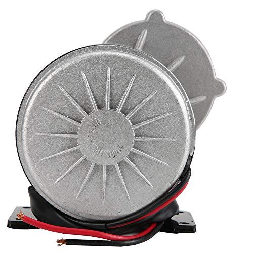 Weikeya Motor de reducción de Engranajes, Motor de reducción Adecuado Mini DC por Debajo de 36V con Aluminio 350 vatios
