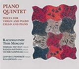 Klavierquintett/+ - Rachmaninov Trio Moscow