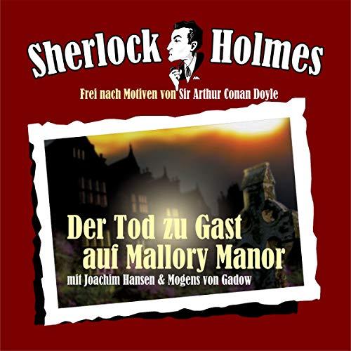 Couverture de Der Tod zu Gast auf Mallory Manor