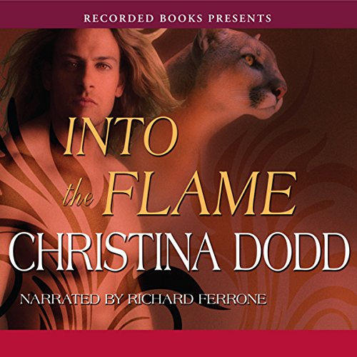 Into the Flame cover art