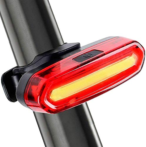 Bike Tail Light, 6 Modes USB Rechargeable Taillights Super Bright Bike Tail Light Waterproof Bike Safety Warning Rear Light Cycling Safety Led Light