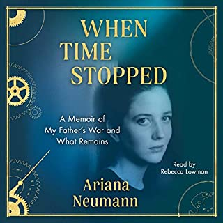 When Time Stopped cover art