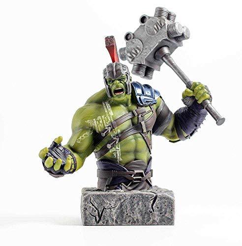 Semic Studios - Busto en Resina Hulk, 24...
