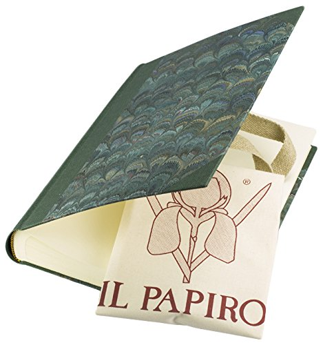 Il Papiro Firenze Fotoalbum mit dekoriertem Papier