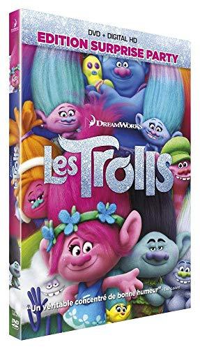 Les Trolls – Edition Surprise Party – inclus le karaoké [Édition Surprise Party]