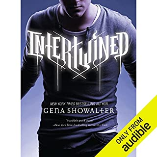 Intertwined audiobook cover art
