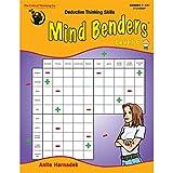 Mind Benders: Deductive Thinking Skills, Book 6, Grades 7-12+