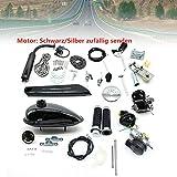 TFCFL - Motore a benzina per bicicletta, 50 cc, 2 tempi, per biciclette motorizzate 26-28