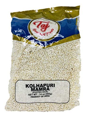 TAJ Kolhapuri Mamra (Mumra, Murmura, Puffed Rice), 400g