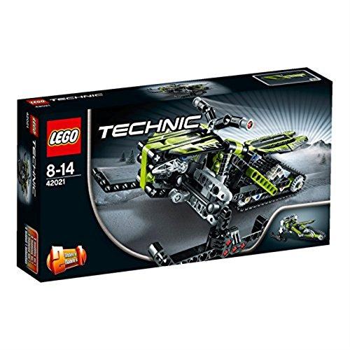 LEGO - A1401995 - Moto Des Neiges - Technic