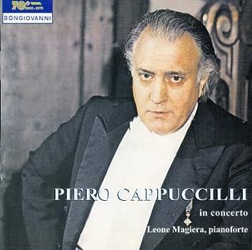 Piero Cappuccilli in Concerto