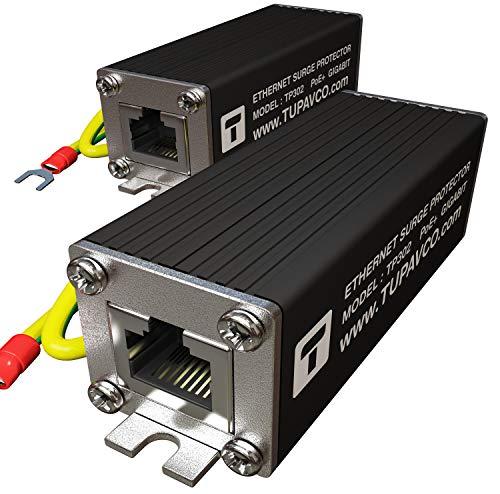 Ethernet Überspannungsschutz Multipack 2 Pack