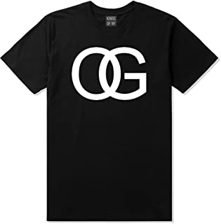 Kings Of NY OG Original Gangsta Gangster Style Green T-Shirt