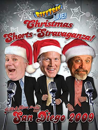 RiffTrax Live: Christmas Shorts-stravaganza