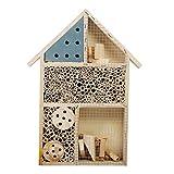 casetta per Insetti in Legno,Casa delle api degli Insetti,, Casa per insetti in legno natu...