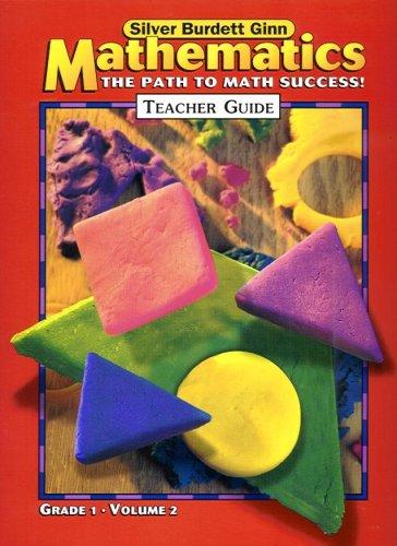 Mathematics Path To Math Success Teacher Guide Grade 1 Volume 2