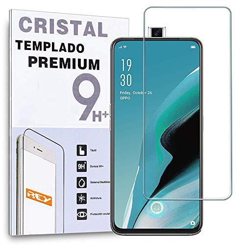 Protector de Pantalla para OPPO Reno 2Z - Reno 2F - Reno 2, Cristal Vidrio Templado Premium
