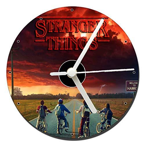 MasTazas Stranger Things C Reloj CD Clock 12cm