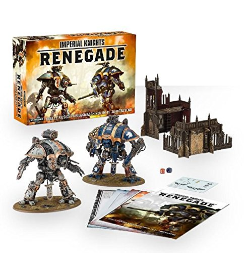 Warhammer 40.000 IMPERIAL KNIGHTS: RENEGADE deutsche Version