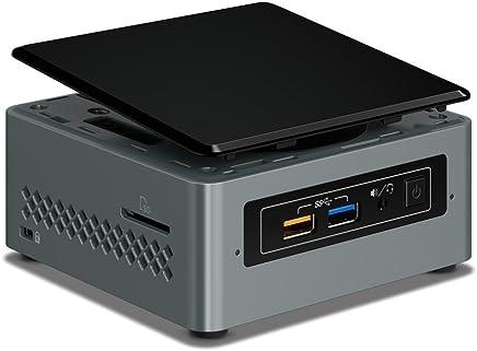 Intel NUC6CAYH Barebone PC / workstation, BGA 1296, Intel Celeron J3455 1.50 GHz, 14 nm, Colore: Nero/Grigio - Confronta prezzi